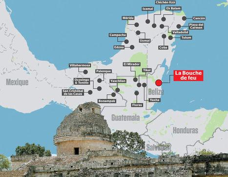 Un ado découvre une cité maya | Archivance - Miscellanées | Scoop.it