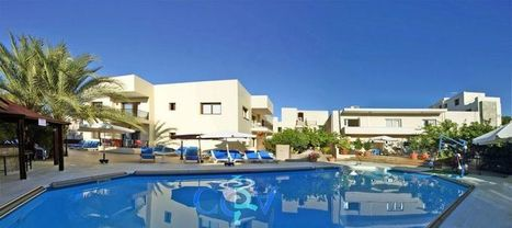 In a wheelchair, a holiday in Cyprus is a possibility at C&A Tourist Apartments. Pool hoist, roll in shower, airport transfers can be aranged | Accessible Tourism | Scoop.it