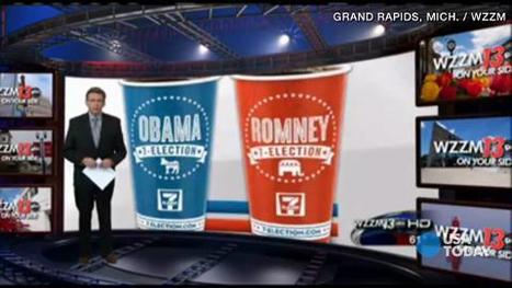 Can 7-Eleven cup sales predict the next president? | It's Show Prep for Radio | Scoop.it