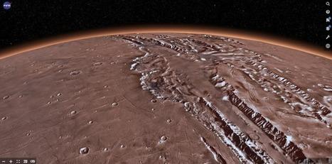 Explorez Mars comme si vous y étiez grâce à Marstrek :   Tuitec   Scoop.it