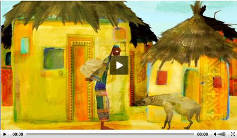 L'hyène et l'aveugle | TV5 monde | -thécaires | Espace jeunesse | Scoop.it