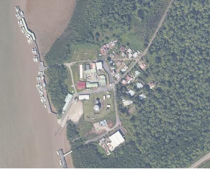 Matoury relance le port du Larivot   La Guyane   Scoop.it