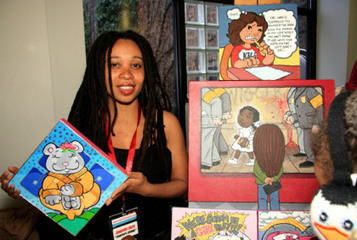 Jennifer Cruté: Using Comics, Life Story To Fight Stereotypes - News One | Creating Comics | Scoop.it