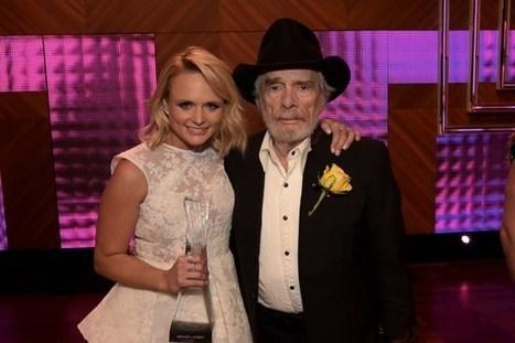 Miranda Lambert to Receive ACM Merle Haggard Spirit Award | Country Music Today | Scoop.it