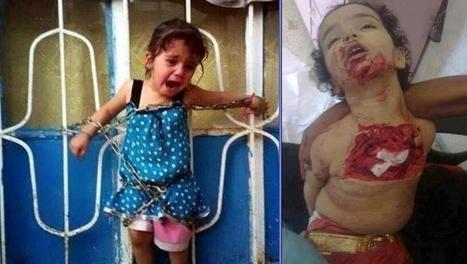 @BarackObama Syrian Shia child who watched parents killed has her heart cut out #FSA | Saif al Islam | Scoop.it