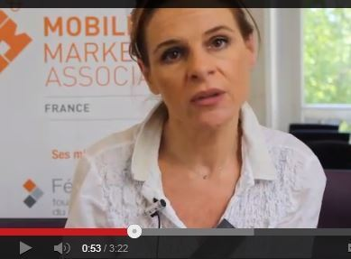 «le SMS peut rapporter 5 fois plus que l'e-mailing» Muriel Glatin (Cercle du Marketing Direct) | Prêt à porter stratégie digitale | Scoop.it