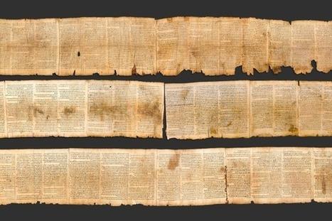 Raamatun sana on niin kuin luetaan - Uusimmat - Tiede   Uskonto   Scoop.it