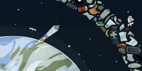 Internet of Things -- The Space Junk Challenge - Wired   Peer2Politics   Scoop.it