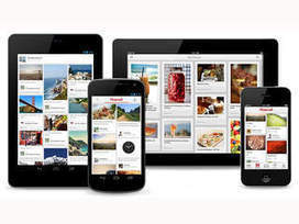 Pinterest releases new iPad and Android apps - NewsNet5.com | Android Apps for Education | Scoop.it