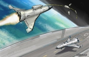 The return of the X-vehicle | The Space Review | The NewSpace Daily | Scoop.it