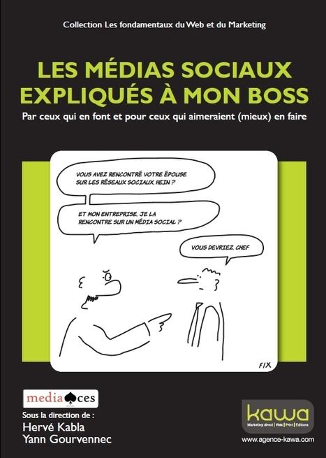 Livre: Les medias sociaux expliques a mon boss | Toulouse networks | Scoop.it