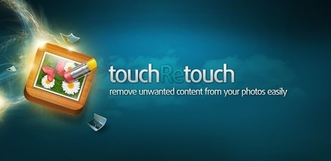 TouchRetouch - Applications Android sur Google Play | Android Apps | Scoop.it