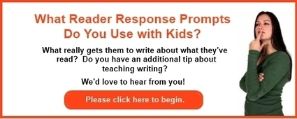 Reader Response Questions and Prompts for Fiction and Nonfiction | Topics for teaching | Scoop.it