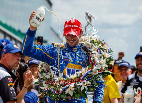 Going From Formula 1 to Indy, Alexander Rossi Achieves Superperformance | Superperformance | Scoop.it
