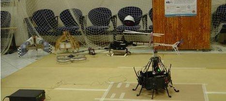 Promouvoir l'expansion et la performance du secteur robotique   La Fonderie   0101   Scoop.it