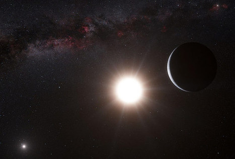 ALPHA CENTAURI HAS A PLANET! | Bad Astronomy | Discover Magazine | Random is a myth | Scoop.it