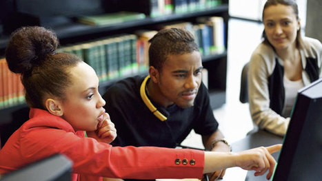 Making Students Partners in Data-Driven Approaches to Learning | Cool School Ideas | Scoop.it