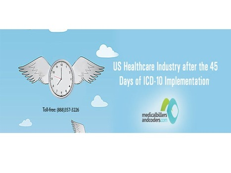 US Healthcare Industry after the 45 Days of ICD-10 Implementation | ICD-10 | Scoop.it