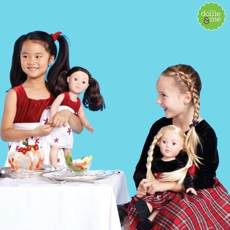 What makes party dresses for girls beautiful?   18 inch doll clothes   Scoop.it