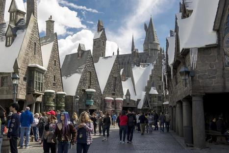 Why Universal Studios Hollywood has gone Disney | Transmedia Spain | Scoop.it