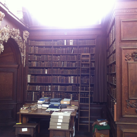 ISAAC NEWTON LIBRARY ONLINE | CULTURE, HUMANITÉS ET INNOVATION | Scoop.it
