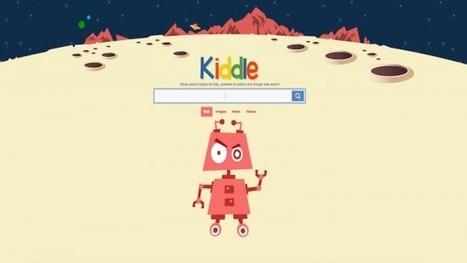 Kiddle Search Engine Is The Google For Kids | iPads, MakerEd and More  in Education | Scoop.it