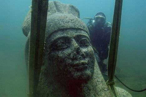 British Museum launches first major exhibition of underwater archaeology | La Revue Antique | Scoop.it