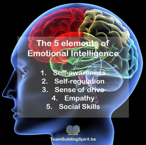 What is Emotional Intelligence and How Can We Improve It? - Team Building Spirit | Creativity, innovation and team building. | Scoop.it