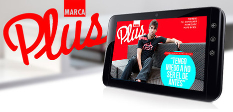 #1 on the App Store for 15 Consecutive Days: MARCA Plus' Digital Success Story - Aquafadas Blog | Digital Publishing, Tablets and Smartphones App | Scoop.it