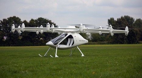 e-volo 18-rotor electric helicopter makes first maiden flight | Le ciel, mon univers | Scoop.it