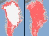 """Shocking"" Greenland Ice Melt: Global Warming or Just Heat Wave? 