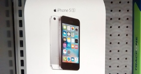 TracfoneReviewer: Tracfone iPhone 5S Now Available at Target | Tracfone Reviews and Promo Codes | Scoop.it