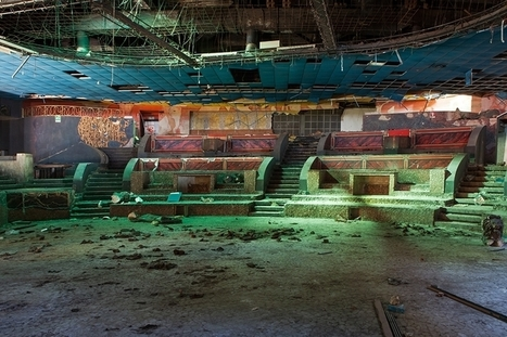 Italian photographer documents the ruins of former nightclubs across Italy | Communication design | Scoop.it