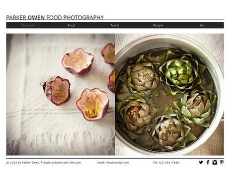 Cómo crear una página web profesional de fotografía | WEB 3.0 | Scoop.it