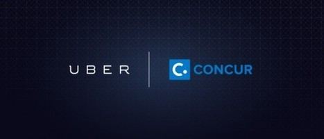 Concur & Uber Partner to Simplify Business Travel - Concur Blog | Concur Around The Globe | Scoop.it