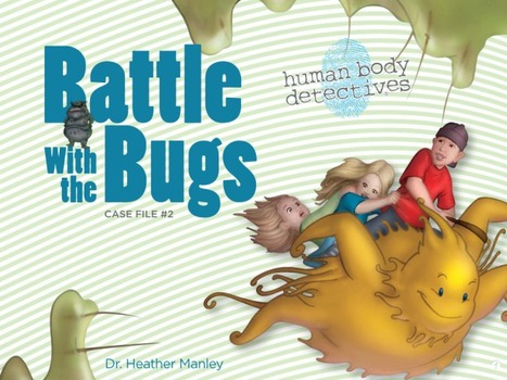 iPhone/iPad Book App Review Battle With The Bugs | Publishing Digital Book Apps for Kids | Scoop.it