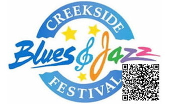 QR codes are used at the Creekside Blues & Jazz Festival for convenience of music fans | Articles | QR.biz | QR Code Art | Scoop.it