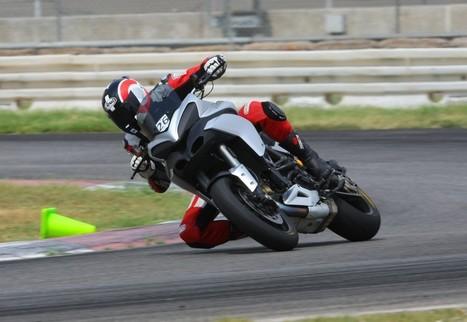 Ducati Multistrada 1200 Hits The Track! | Ductalk Ducati News | Scoop.it