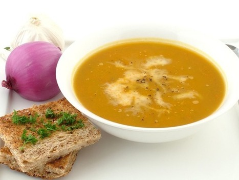 WellRecipes: Butternut Squash Soup | Men's health | Scoop.it
