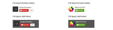 Youtube, vous pouvez désormais intégrer le bouton d'abonnement sur votre site | Social Media Curation par Mon Habitat Web | Scoop.it