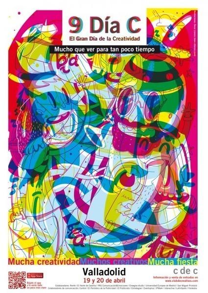 El gran día de la Creatividad llega a Valladolid en NOTEDETENGAS mgzine – agenda de conciertos en Valladolid, música, discos, reportajes, estrenos de cine y teatro | Mexicanos en Castilla y Leon | Scoop.it