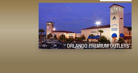Orlando Premium Outlets - Vineland Ave   OrlandoHolidays   Scoop.it