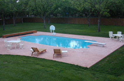 The Frio Fiberglass Swimming Pool | The Frio Swimming Pools | The Frio Pools | Make The Best Swimming Pool Deal With American Pools! | Scoop.it