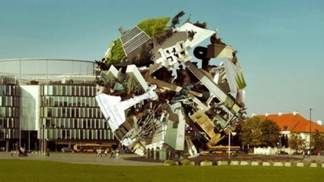 """Michal Frydrych: """"Dream about Warsaw"""" - project 