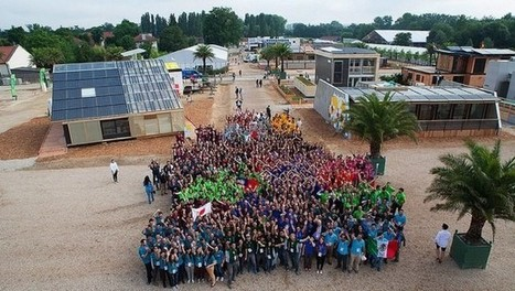 2014 Solar Decathlon Europe competitors tackle urban density - Mother Nature Network (blog) | solar decathlon europe 2014 VIA-UJI | Scoop.it