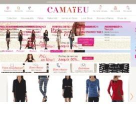 Codes promo Camaieu valides et vérifiés à la mai | codes promos | Scoop.it