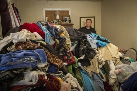 A Talk With Matt Paxton of TV Show Hoarders | Home & Office Organization | Scoop.it