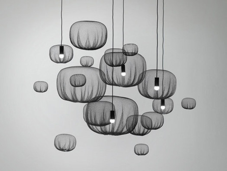 MOCO'12: a collection of ethereal lamps made of barnyard materials | 360° design | Scoop.it