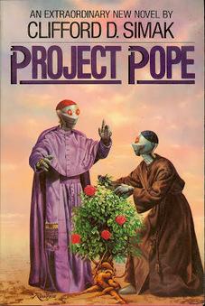 Marcianos Como No Cinema: Clifford D. Simak - Projeto Papa (resenha) | Ficção científica literária | Scoop.it