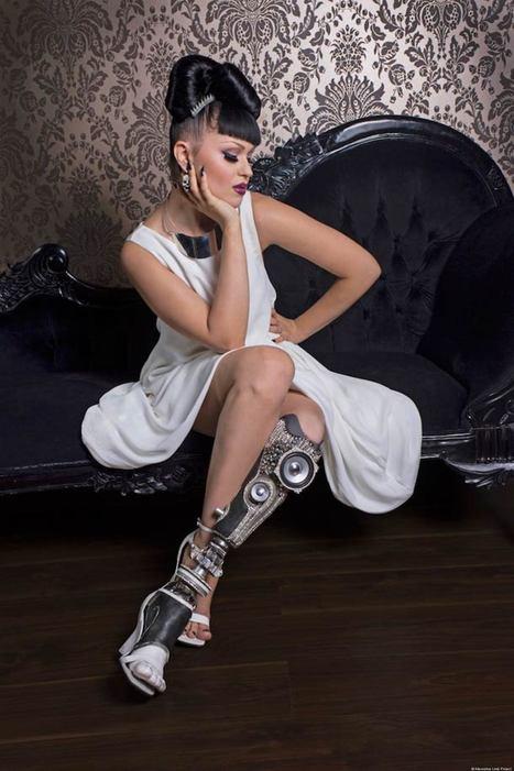 D'incroyables prothèses design | PPINEWS | Scoop.it
